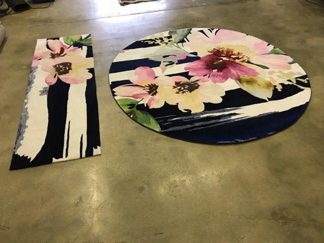 downsizing area rug